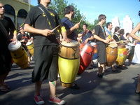 5.- Latin for Drummies – Embelleshing Candombe on drums