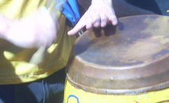 10.- Latin for Drummies – Candombe in 3/4 on the drum set