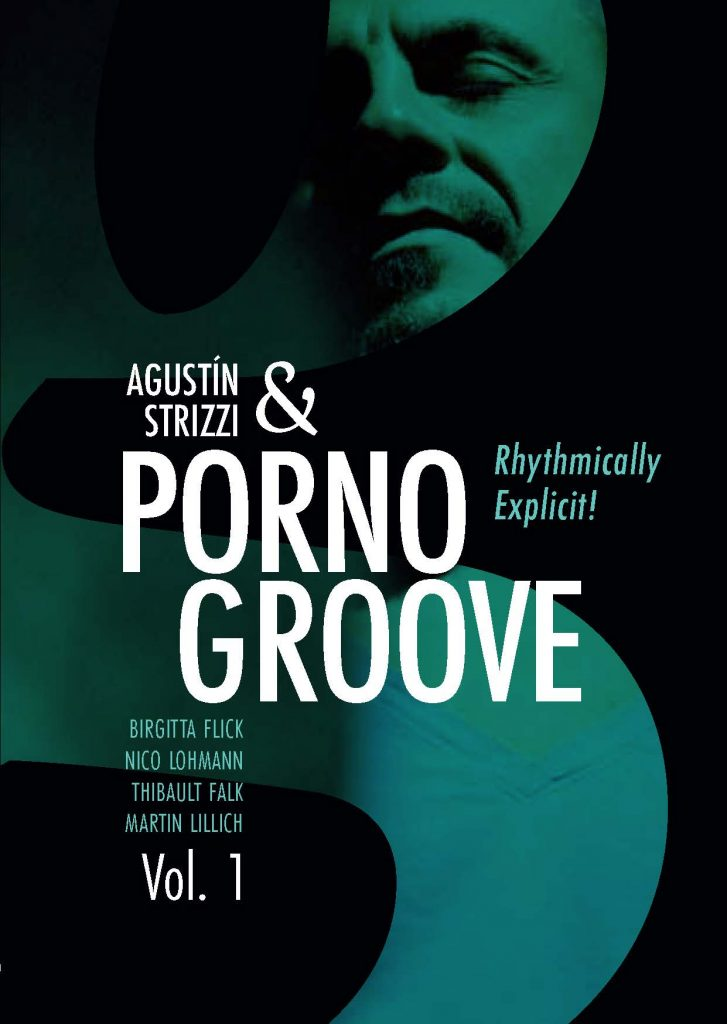 Agustin Strizzi & Pornogroove - Cover EP